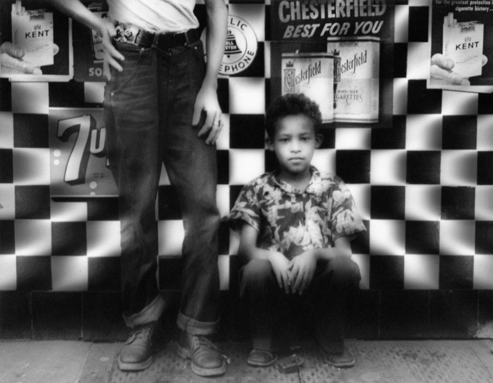 Candy Store, Amsterdam Avenue, New York, 1954. William Klein.