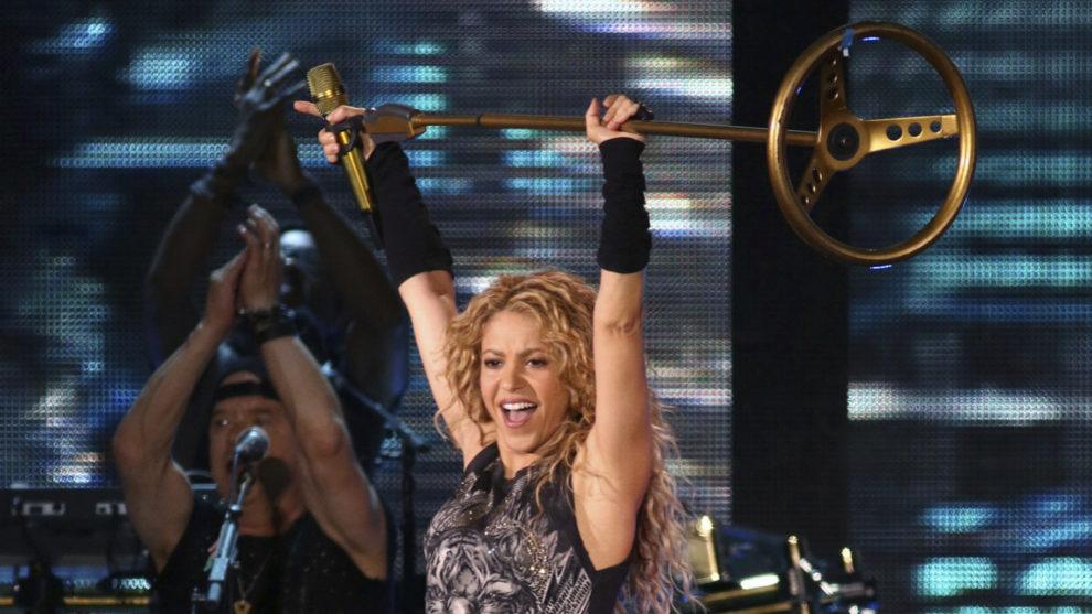 Shakira aparece en las redes con un cuerpo espectacular