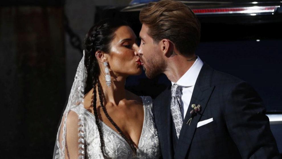 Todos los detalles de la boda de Pilar Rubio y Sergio Ramos