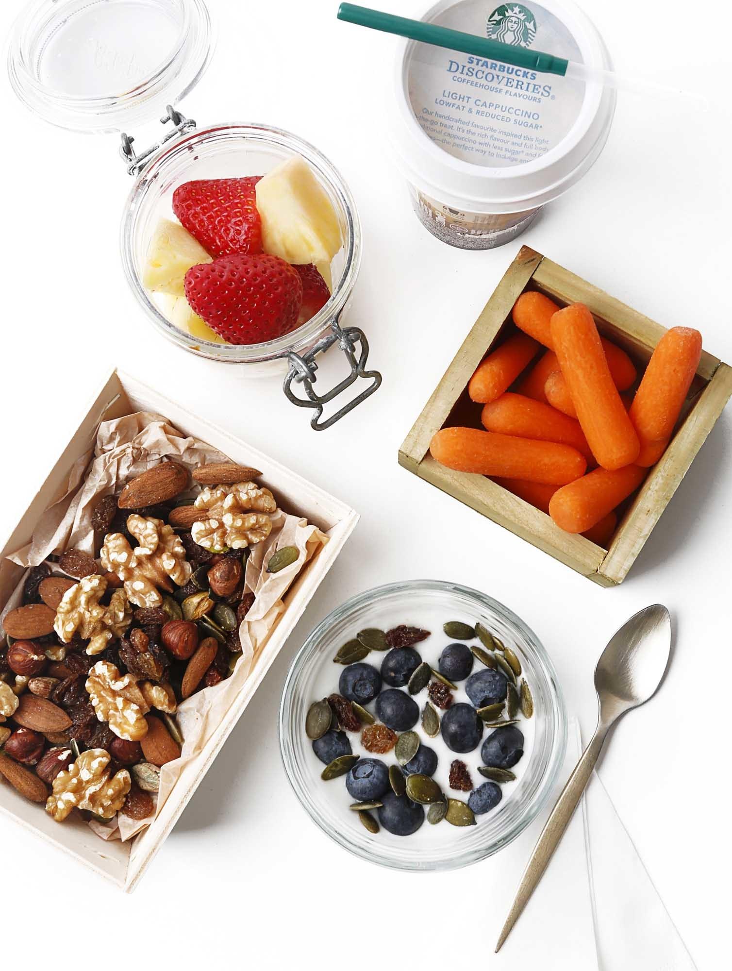 Tomar un buen desayuno con proteínas, fibra y grasas te ayudará a...