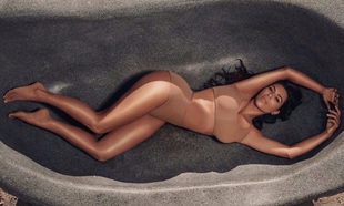 Kim Kardashian anuncia su nueva colección de maquillaje corporal para...