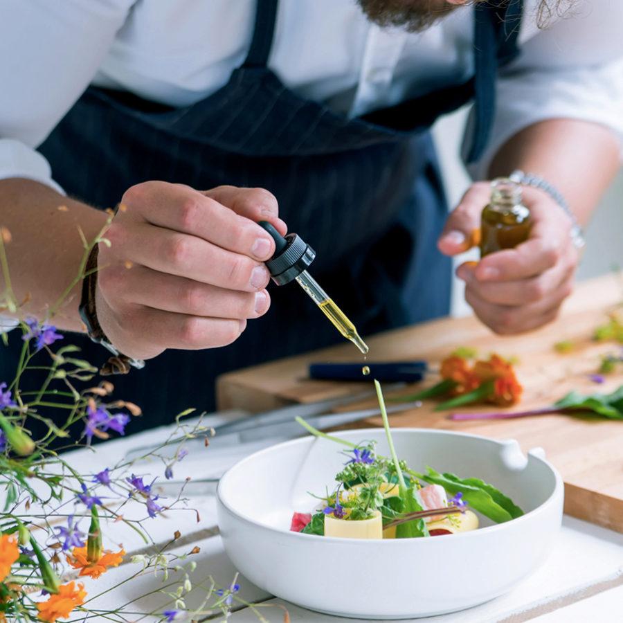 Para aliñar nuestros platos lo mejore es el AOVE.