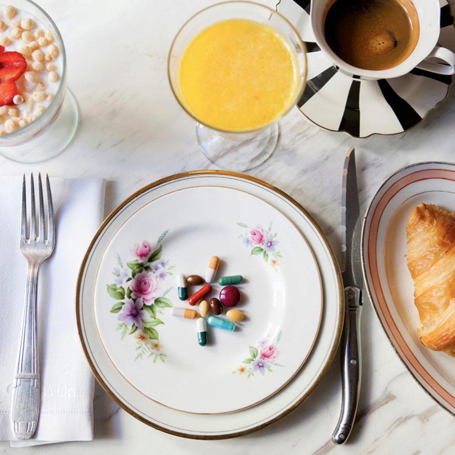Los suplementos alimenticios y el consumo de alimentos aislados no...