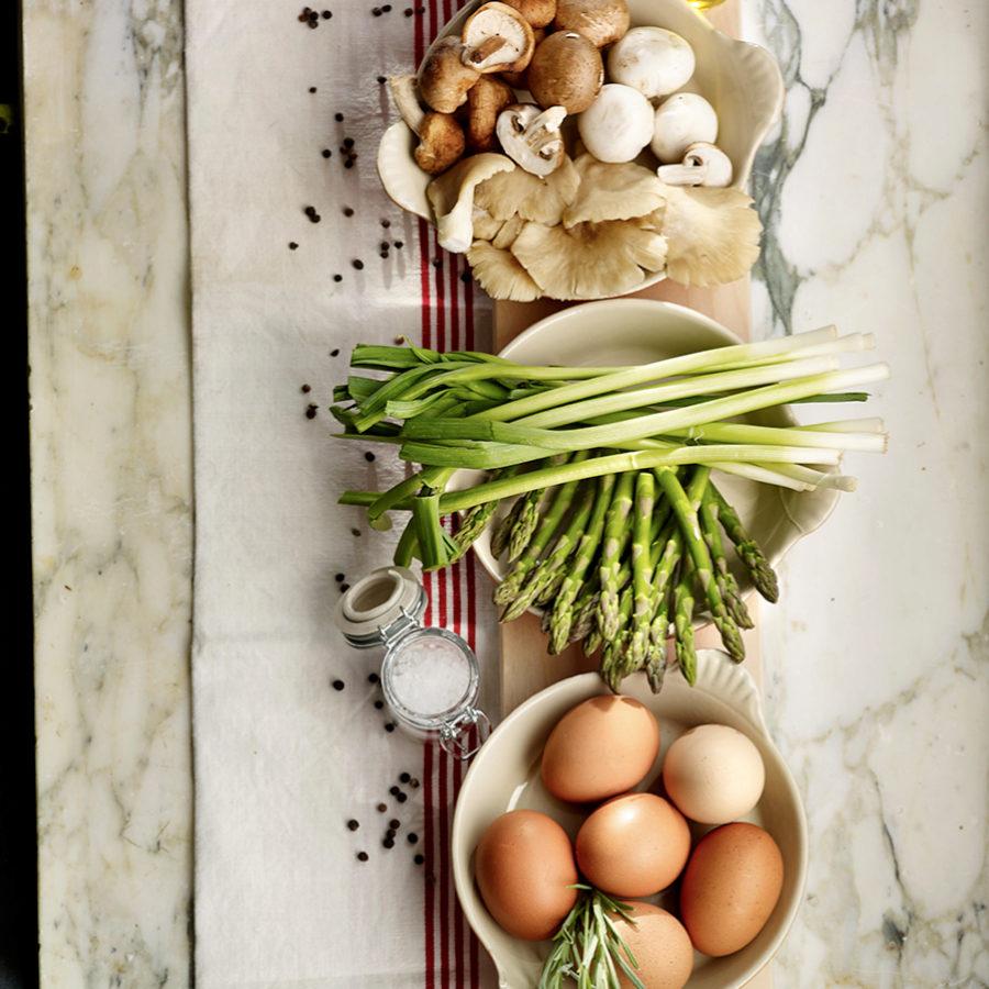 Podemos reducir el cosumo de sal en nuestros platos si recurrimos a las especias.