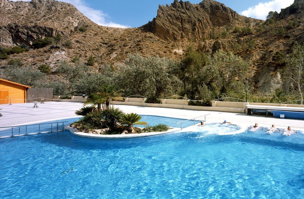 Balneario de Archena, en Murcia.