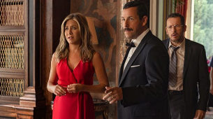 """Adam Sandler y Jenifer Aniston protagonizan """"Criminales en el mar"""", la..."""