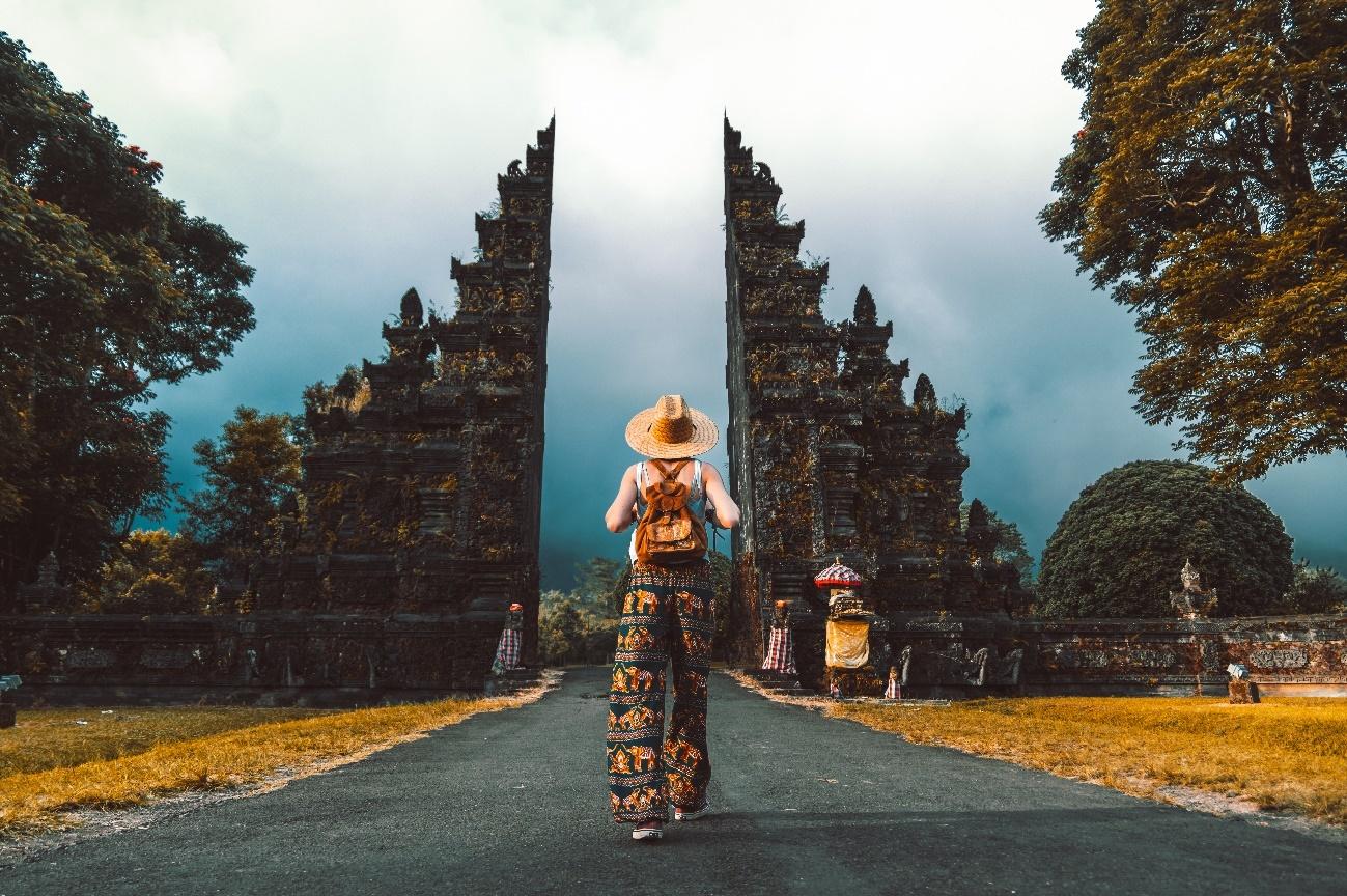 Templo Hindú en Bali