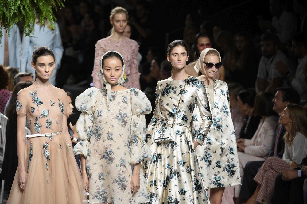 Desfile de la última edición de Madrid Fashion Week