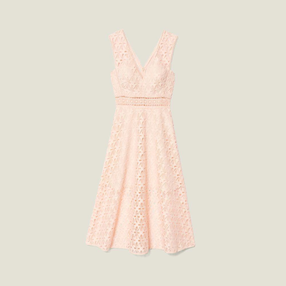 Vestido de Sandro (227,5 euros)