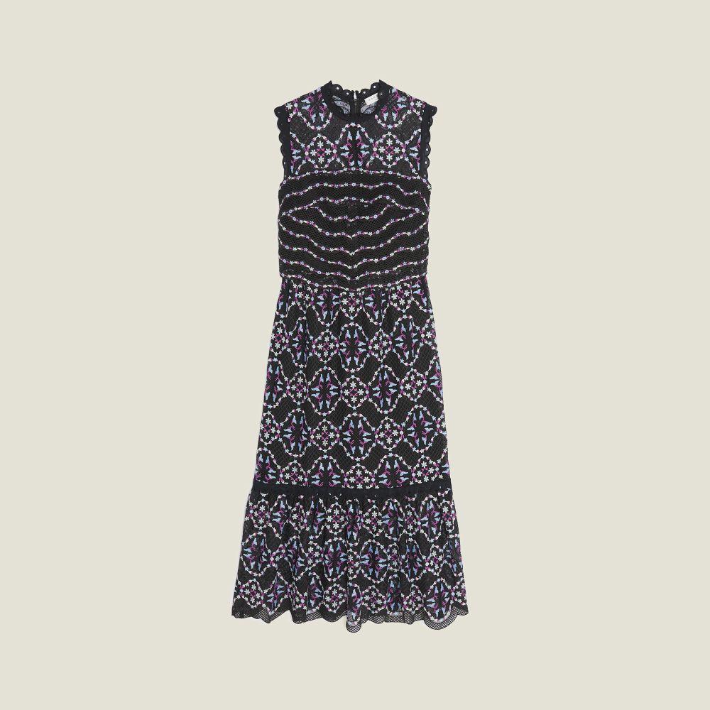 Vestido de Sandro Paris (197,5 euros)