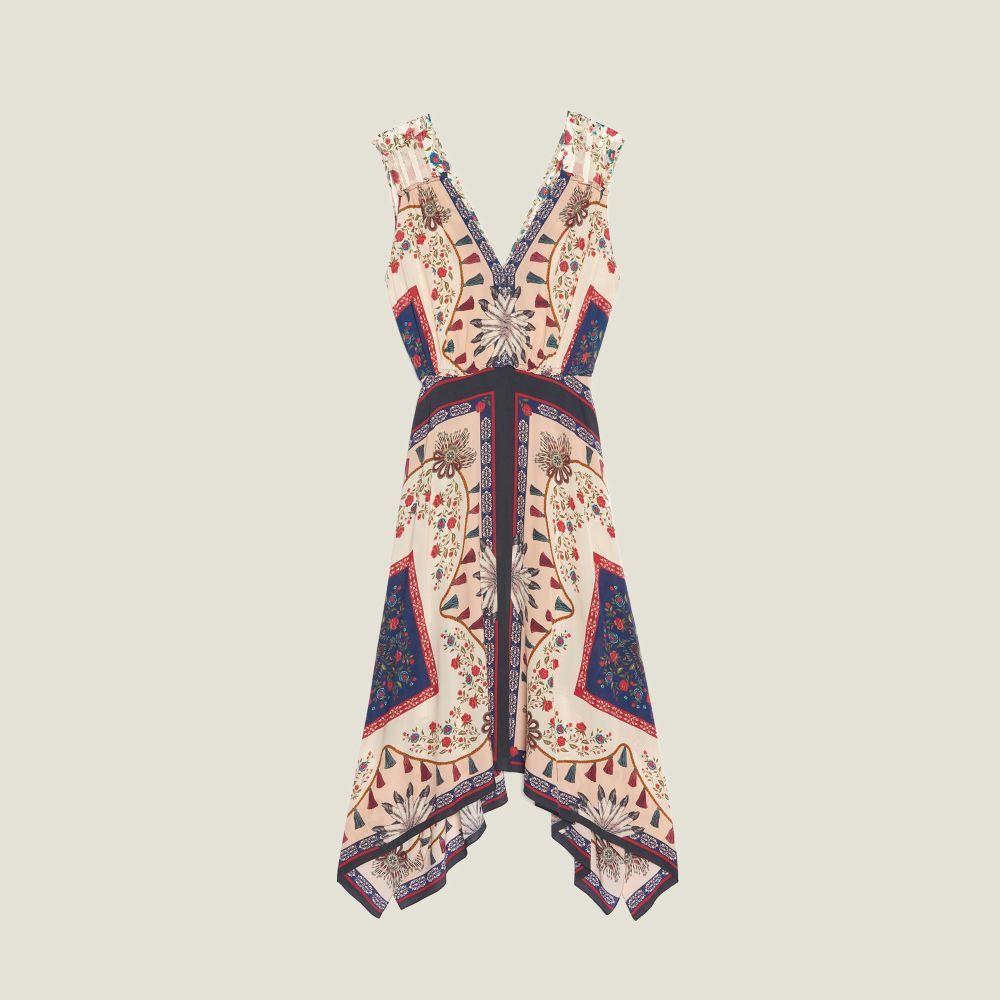 Vestido de Sandro Paris (220 euros)