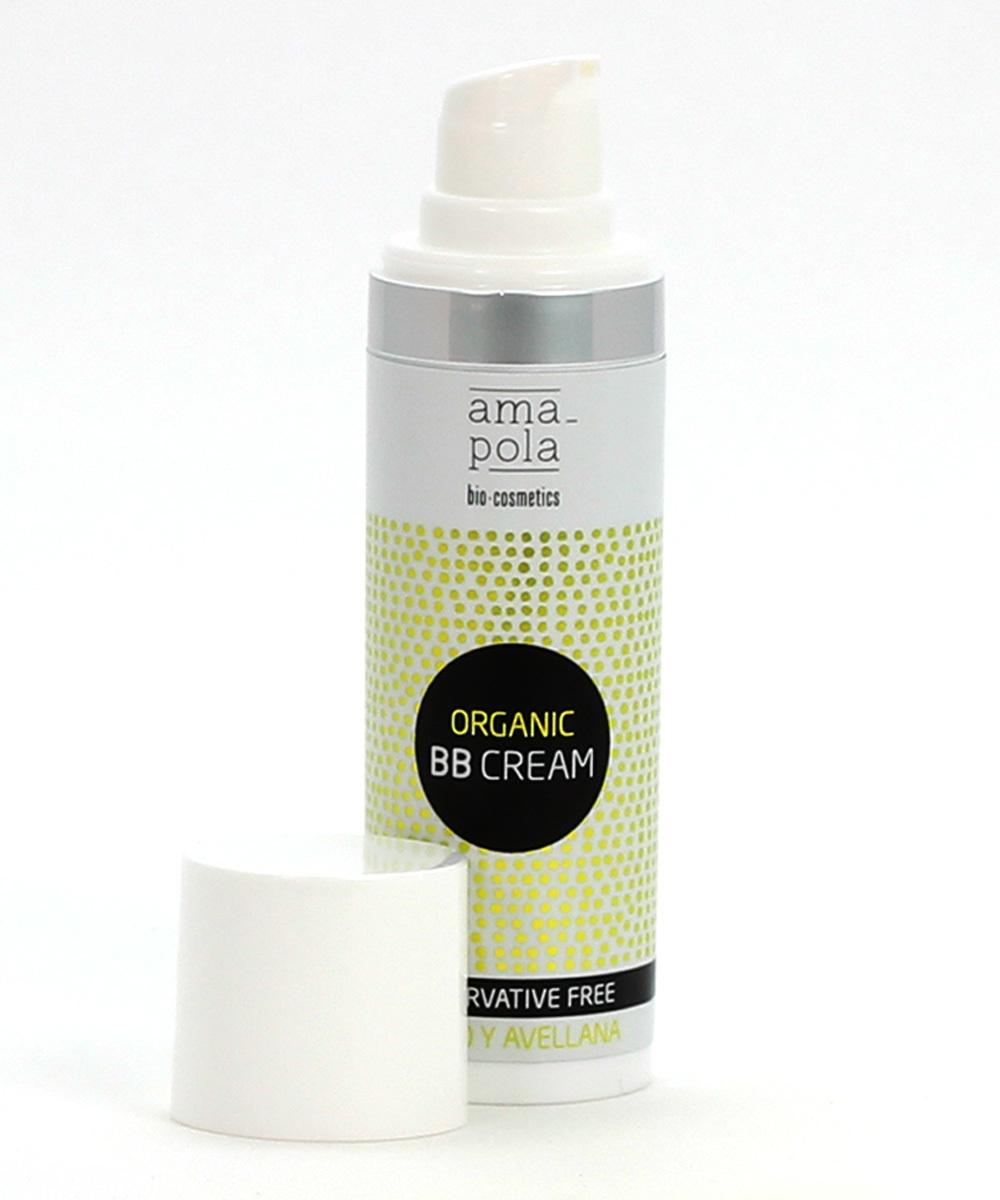 BB Cream orgánica de Amapola Bio con un 90% de ingredientes...