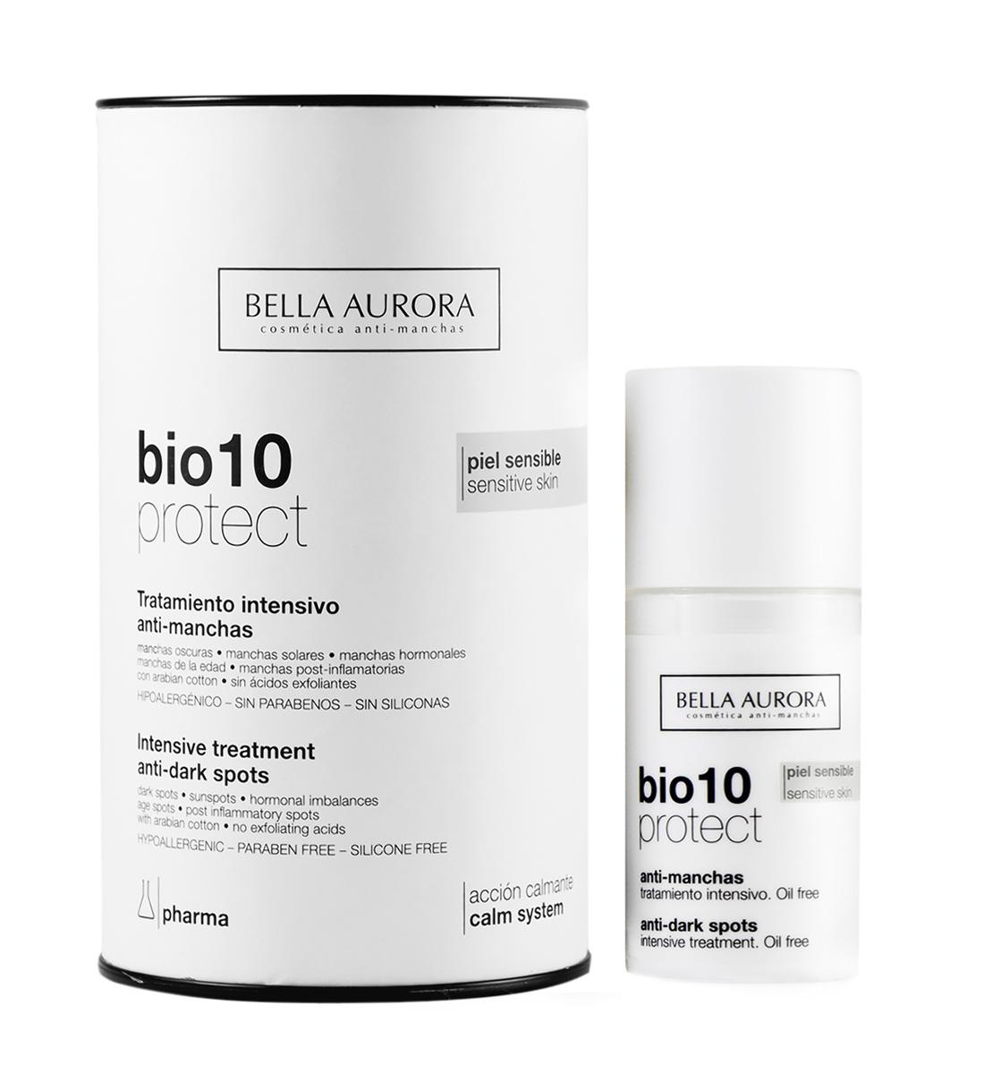 Bio 10 protect anti-manchas de Bella Aurora.