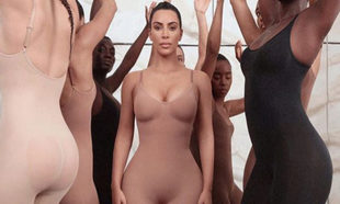 Kim Kardashian lanza Kimono, una colección de fajas para modelartodo...
