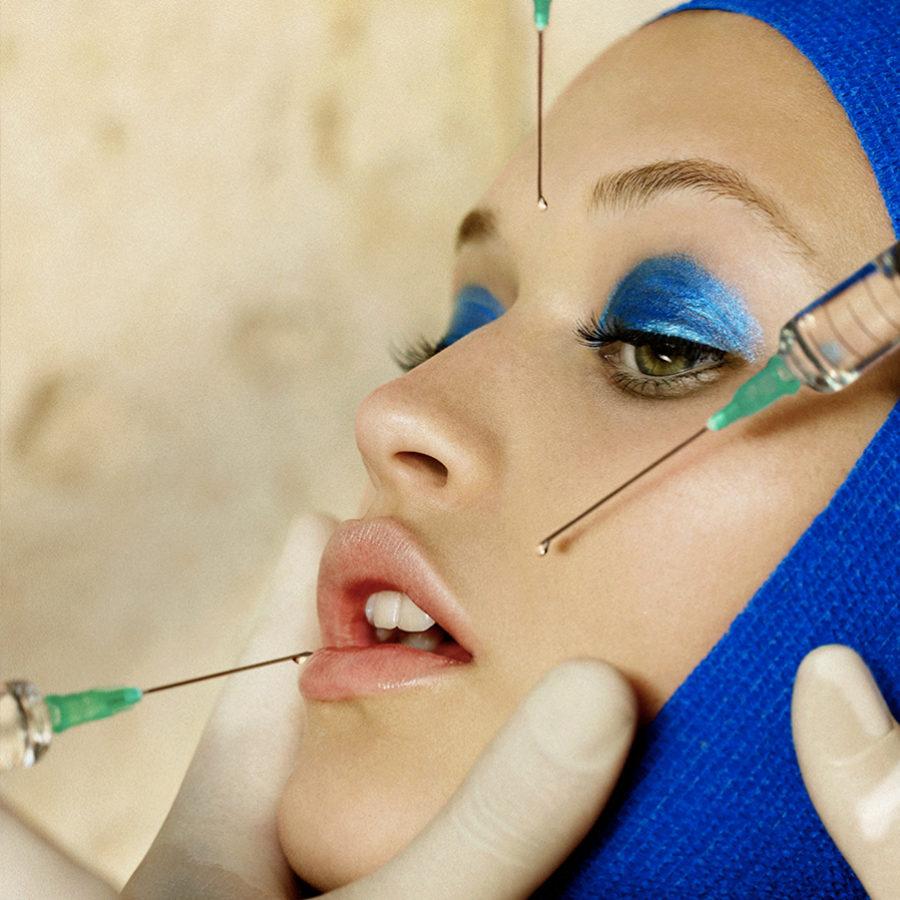 El bótox y el ácido hialurónico son tratamientos distintos.