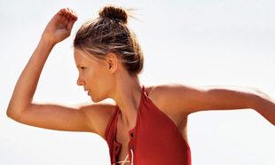Es posible tonificar los músculos en la playa con solo hacer unos...