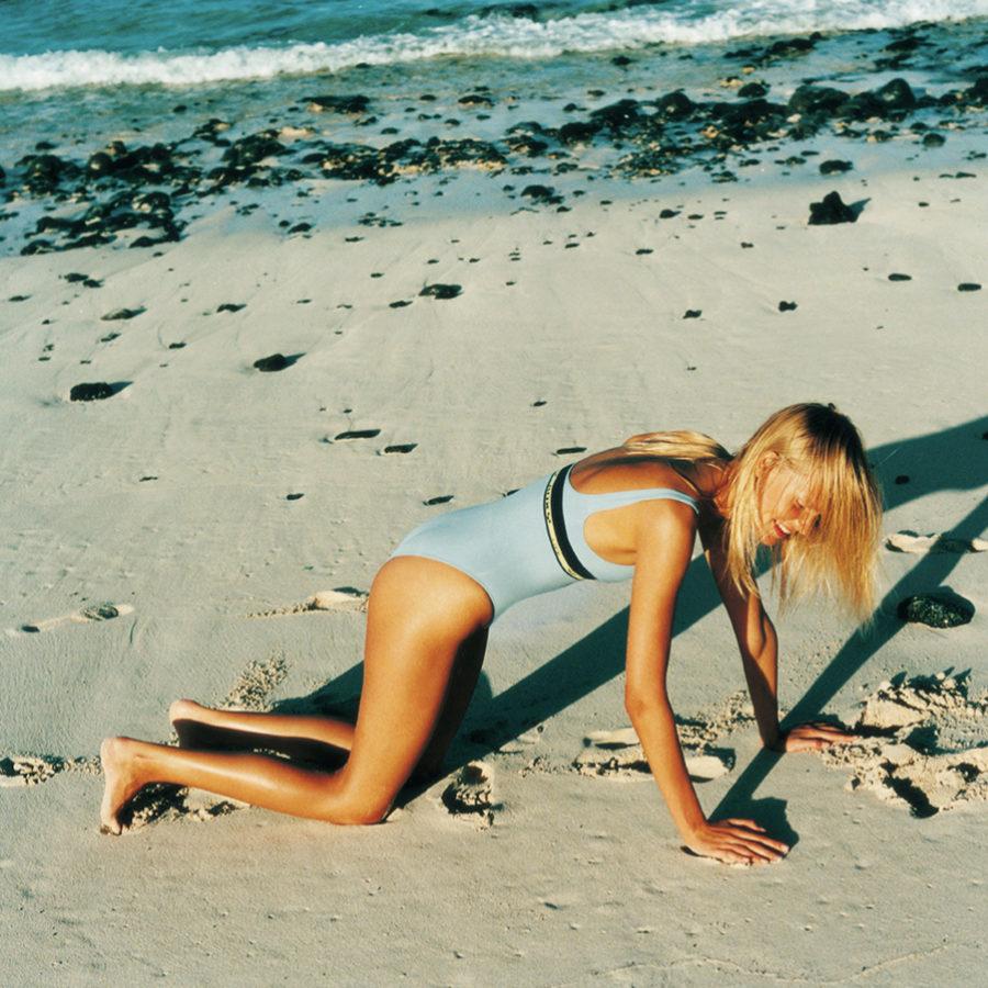 La arena y el agua del mar activan nuestra circulación y tonifican...