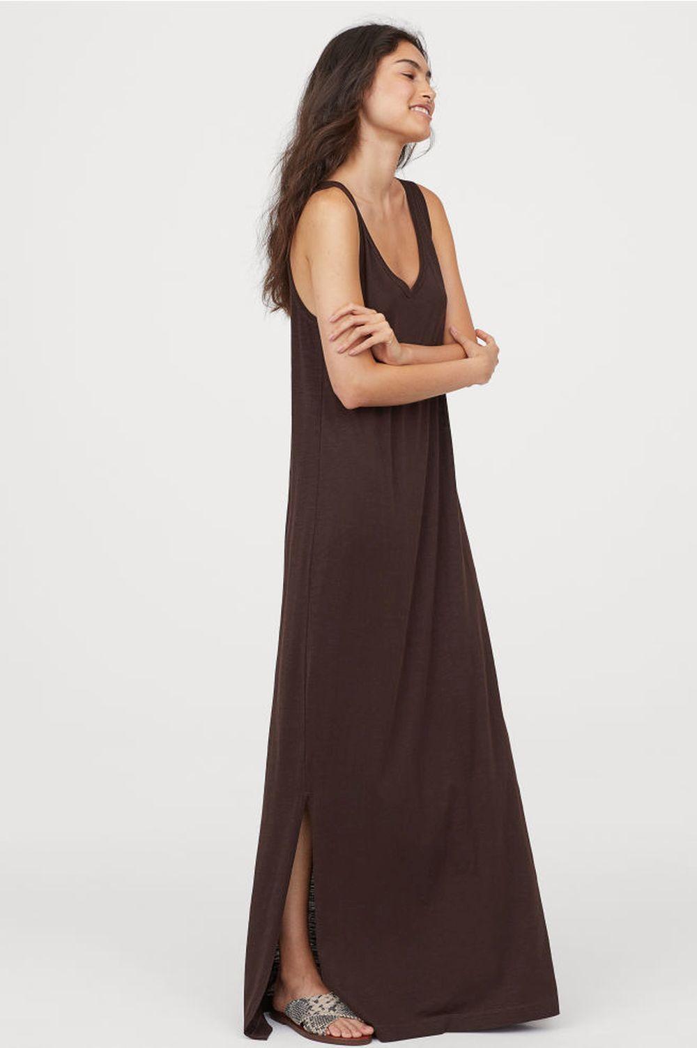 Vestido de punto de H&M