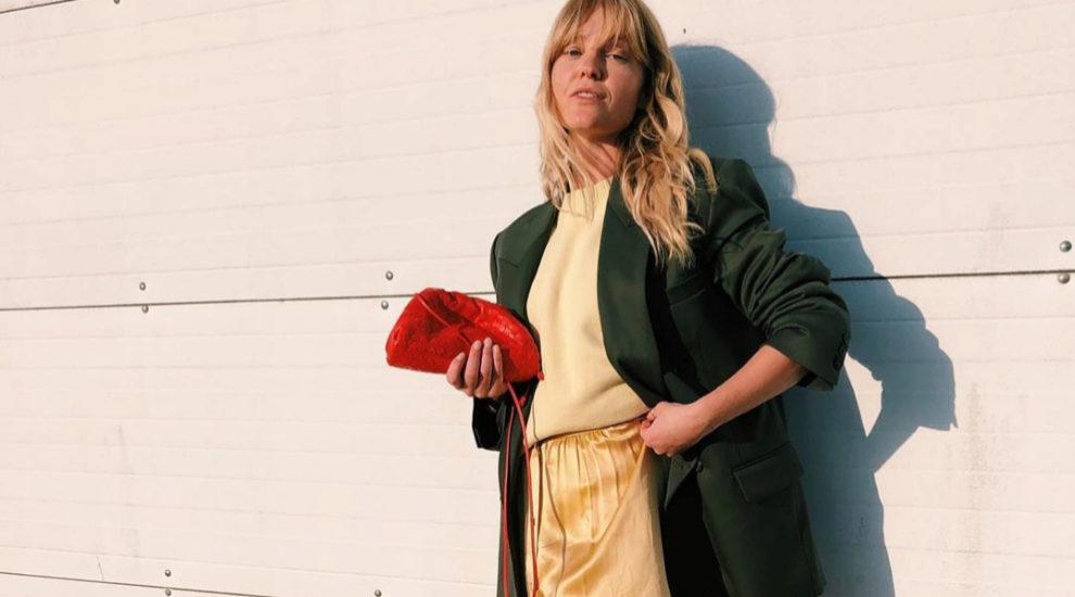 Jeanette Madsen en nuestro look favorito de la insider nórdica
