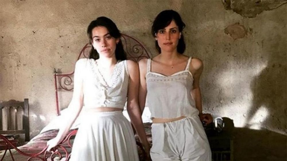 Greta Fernández y Natalia de Molina en Elisa y Marcela