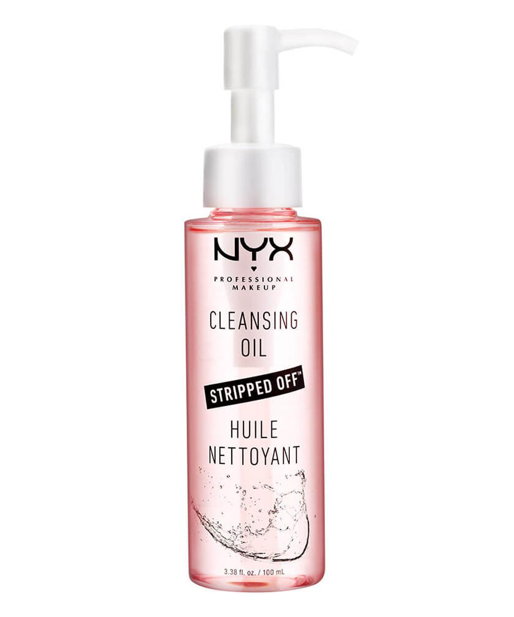 Aceite Desmaquillante Stripped Off de Nyx Cosmetics