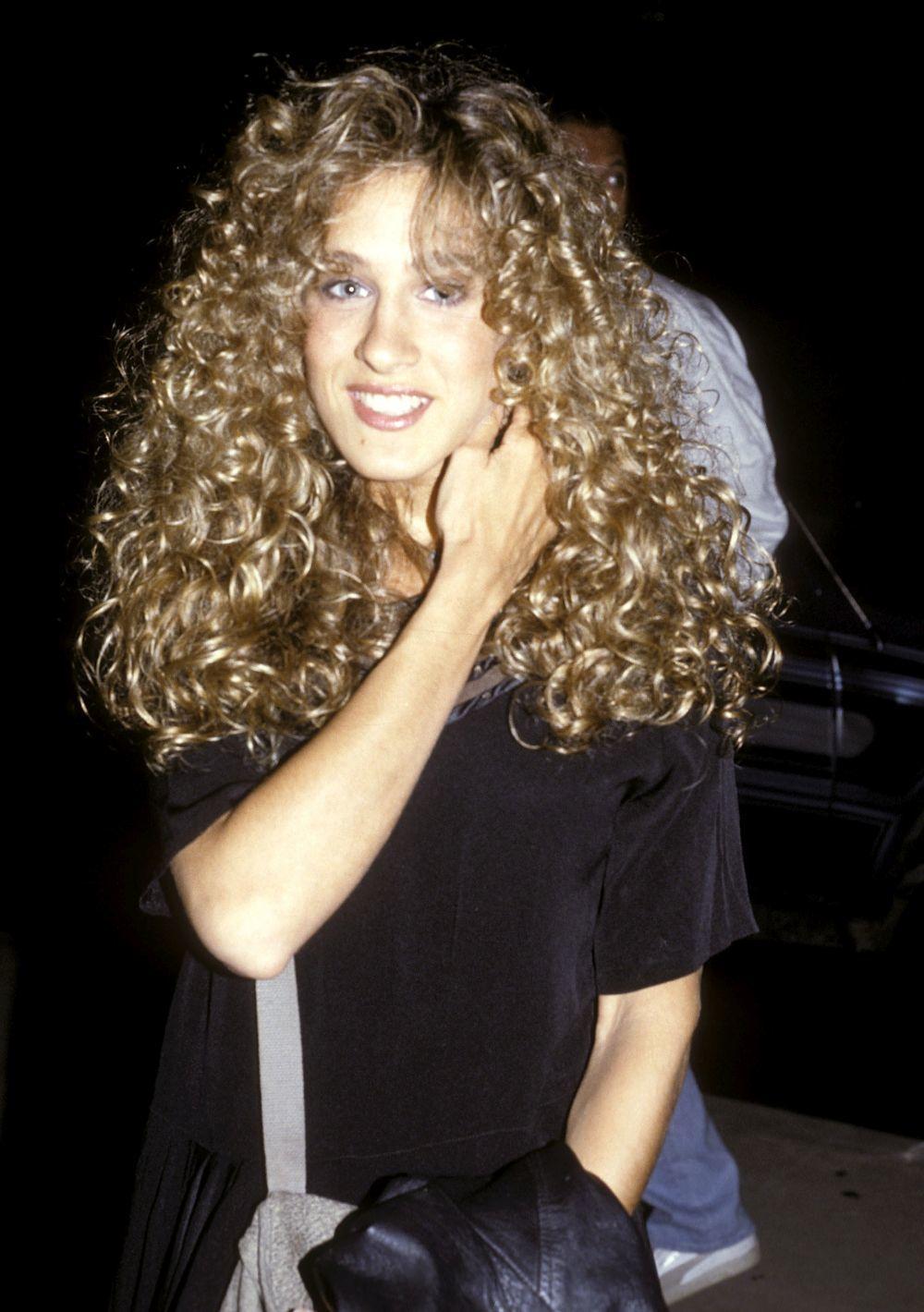 Hacemos acopio de las celebrities con el pelo rizado más inspirador...
