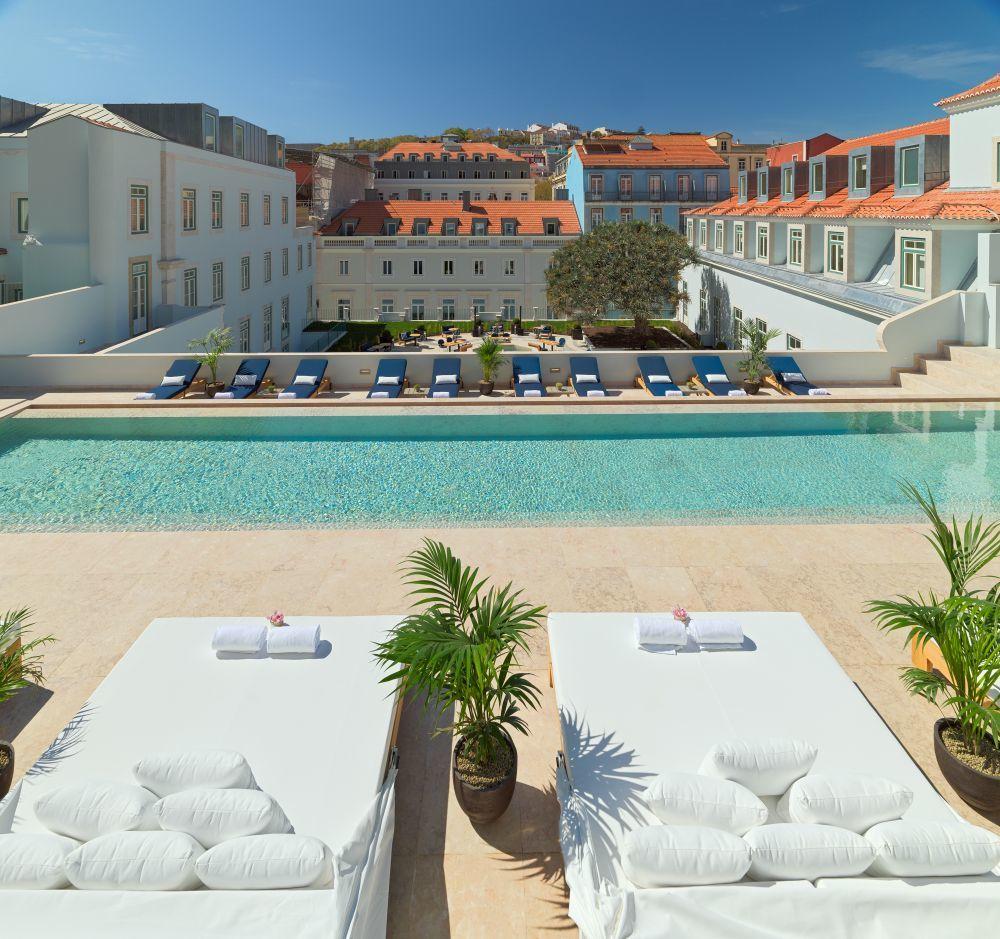 Palacio da Anunciada, el hotel 5 estrellas situado en una de las zonas...