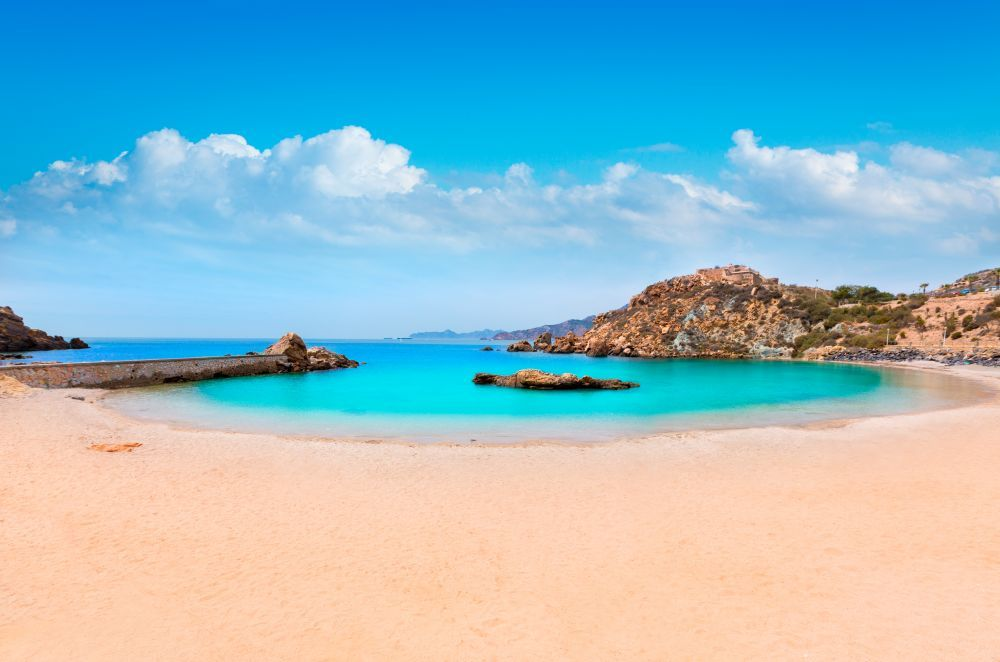 Murcia tiene la particularidad de contar con dos mares para disfrute...