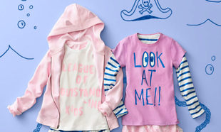 Amazon Moda lanza su propia marca de ropa para niños