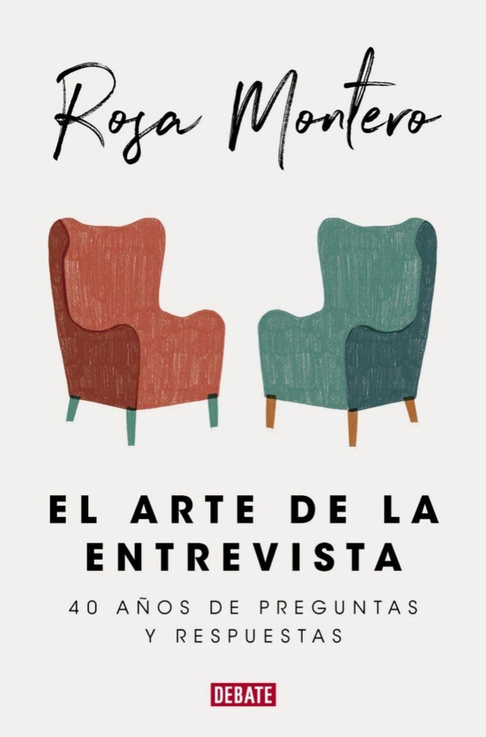 El arte de la entrevista, Rosa Montero