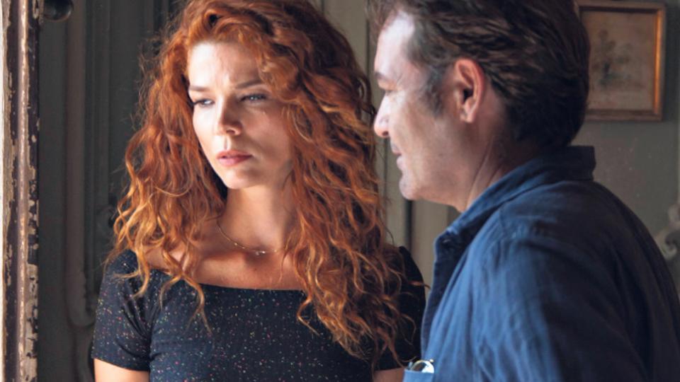 """Juana Acosta en la serie """"Cuatro estaciones en La Habana"""", en la que..."""