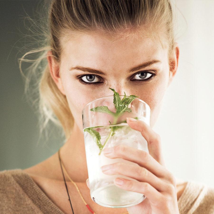 Hay infusiones que tienen capacidades antioxidantes.