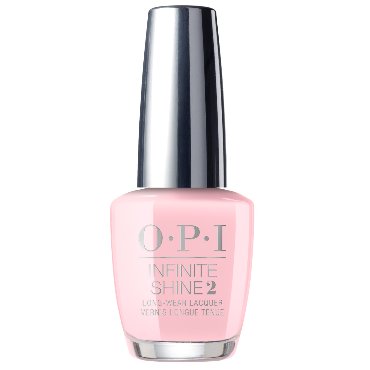 Laca de uñas Baby Take a Vow Infinite Shine 2, OPI (20 euros).