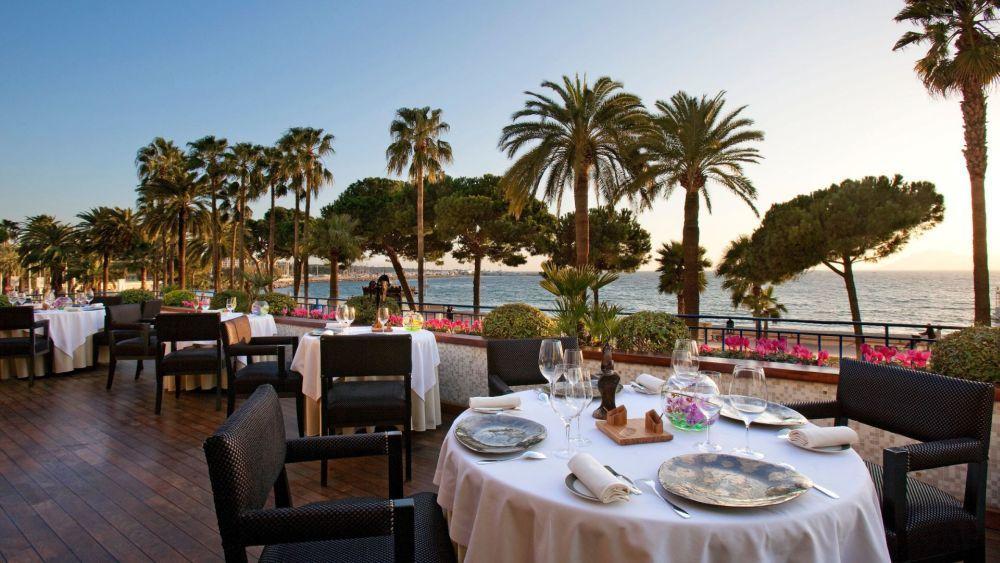 La Palme d'Or, Gran Hyatt Hôtel Martinez en Cannes