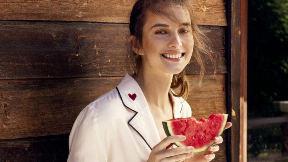 La sandía es la fruta favorita de verano para adelgazar según los...