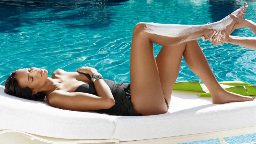 Los geles efecto frío te pueden ayudar a mejorar la circulación...