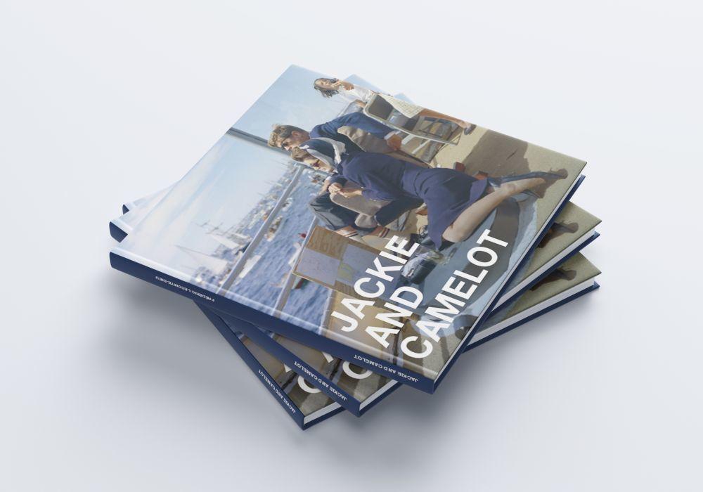 """Álbum """"Collector"""", 224 páginas (45 euros)."""