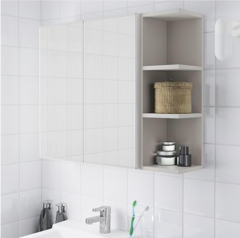 Espejo para el lavabo, de Ikea