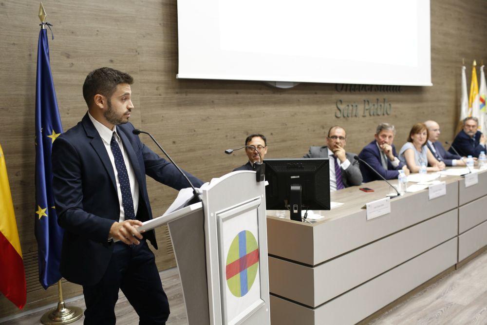 Moisés Camuñas, del Máster MARCA en  periodismo deportivo
