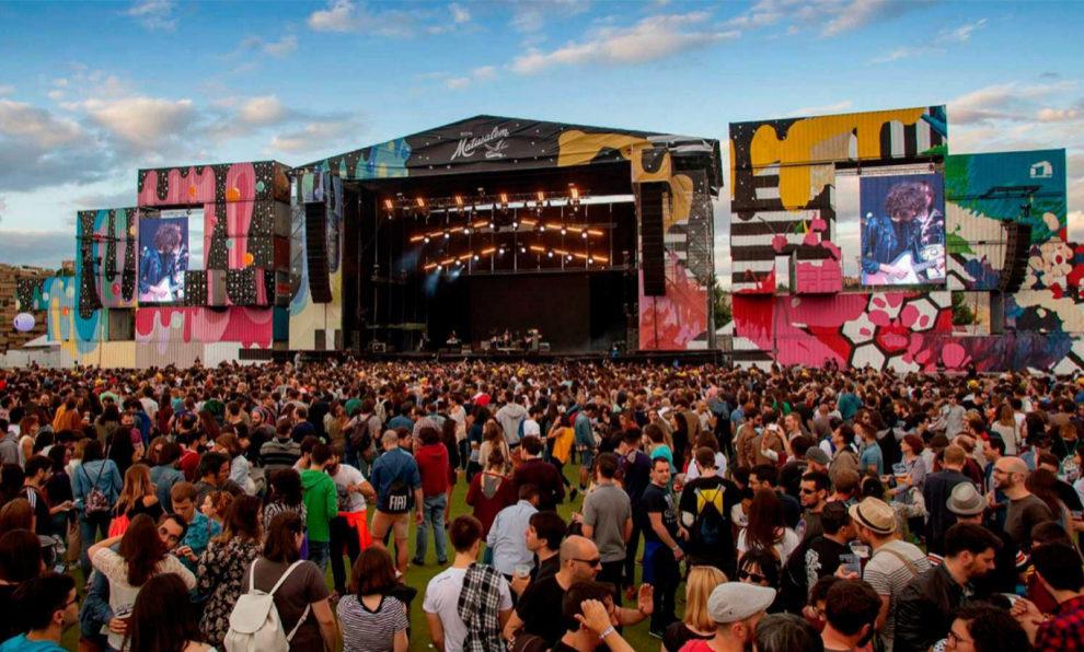 El festival Mad Cool tendrá lugar en Madrid los días 10, 11, 12 y 13...