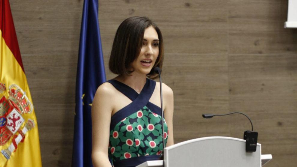 Daniela Baños, del Máster oficial en edición, producción y nuevas...