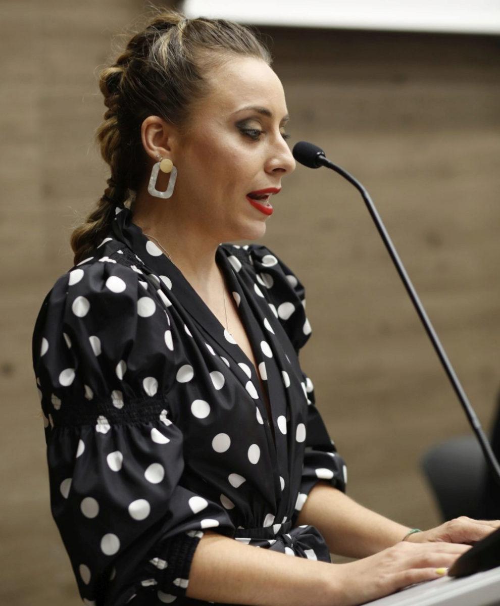 Ainoa Porcar, del Máster oficial en Comunicación de Moda y Belleza...