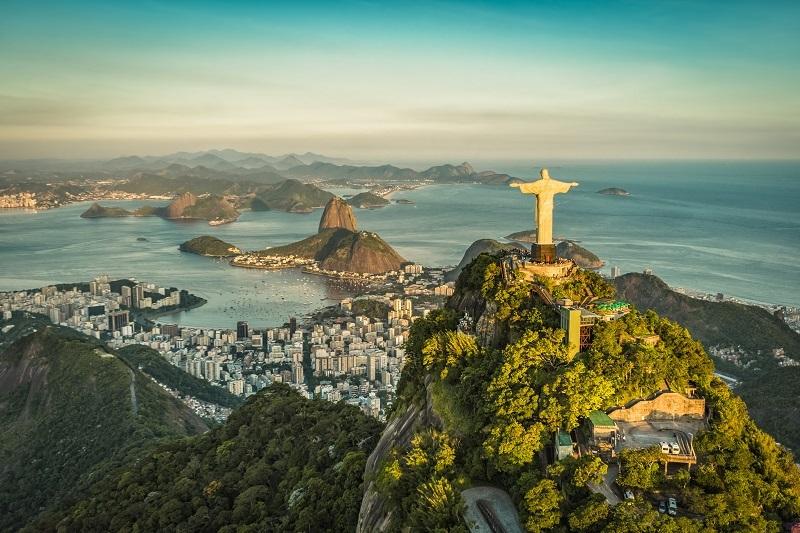 Río de Janeiro, en Brasil.