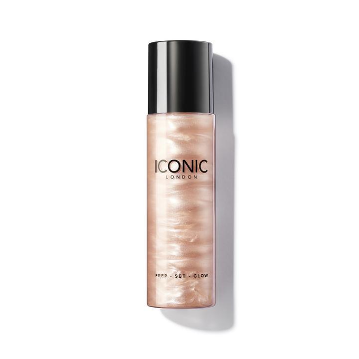Preparador de la piel para conseguir efecto glow antes de aplicar el...