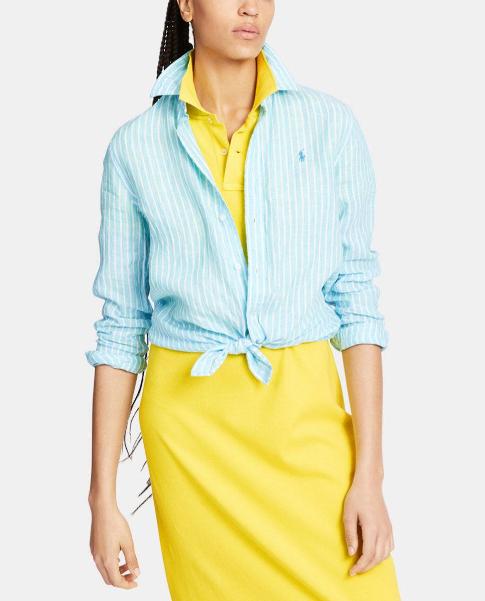 Camisa de lino de Ralph Lauren
