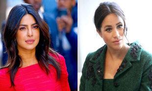 Priyanka Chopra y Meghan Markle.