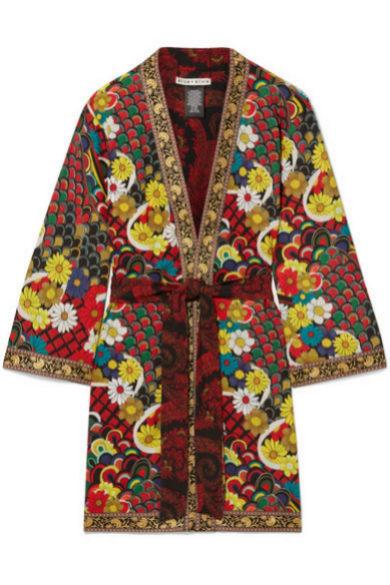 Chaqueta tipo kimono de Alice + Olivia