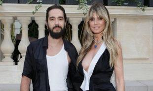 Heidi Klum y Tom Kaulitz se han casado en secreto.