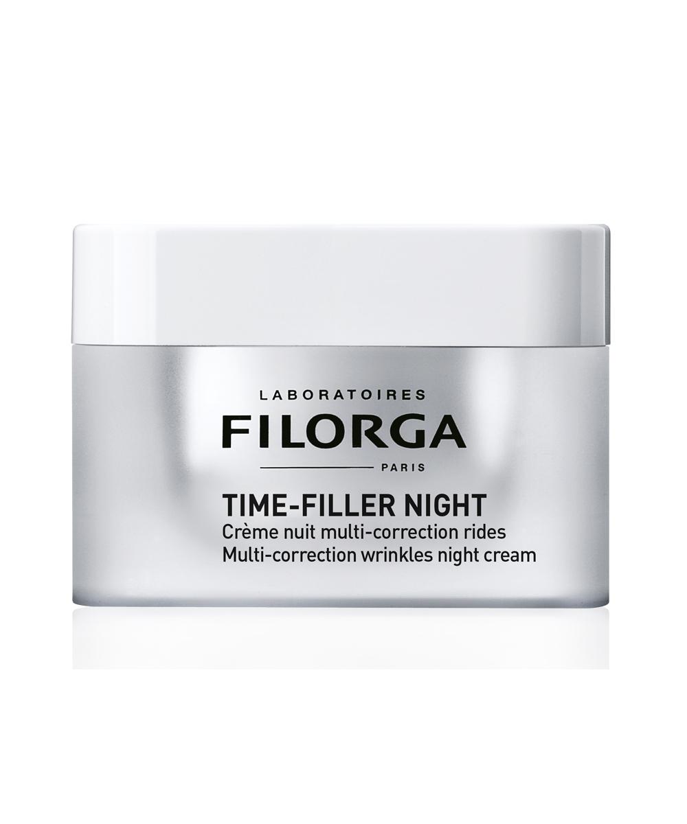 Time-Filler Night Crema de Noche  Multicorrectora de Arrugas de Filorga
