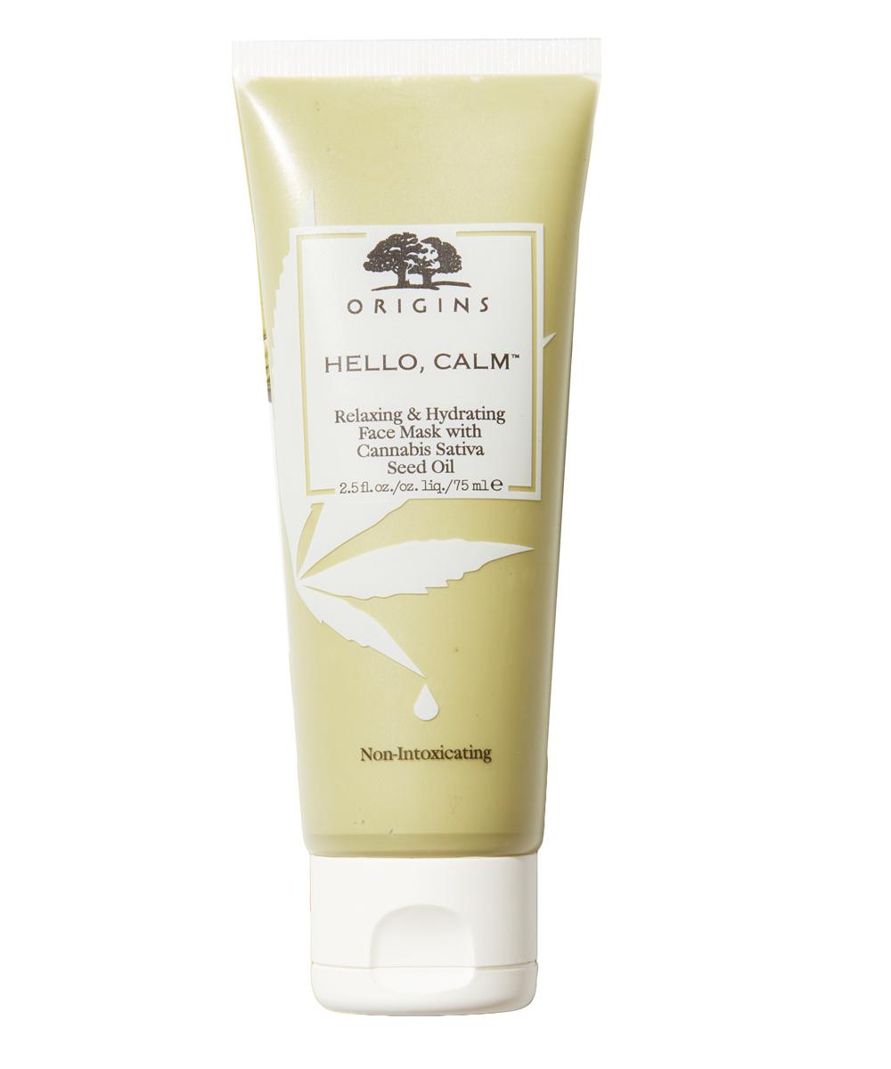 Mascarilla Hello Calm Relaxing & Hydrating Face Mask de Origins